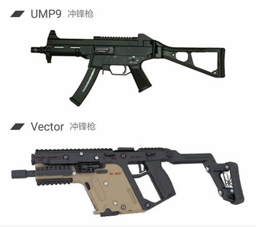 绝地求生全军出击冲锋枪和喷子那个好 二者对比分析[多图]