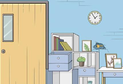 妈妈把钥匙藏起来了第四关攻略 墙面图文通关教程[多图]