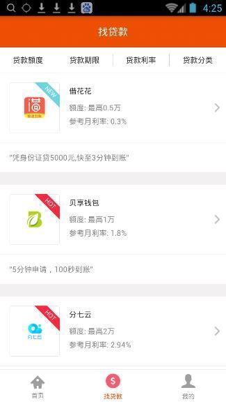 钞好贷官方app手机版下载图3: