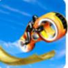 大型跑道无限金币内购破解版(Mega Ramp Tron Bikes) v1.2