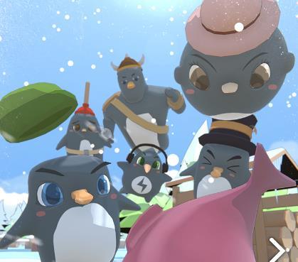 企鹅部落手游