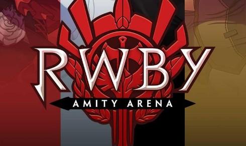 RWBY mity Arena