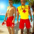 虚拟海滩生活救援队游戏手机版 v1.0