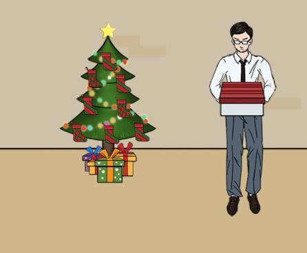 妈妈不让我看电视第24关攻略 圣诞袜图文通关教程[多图]