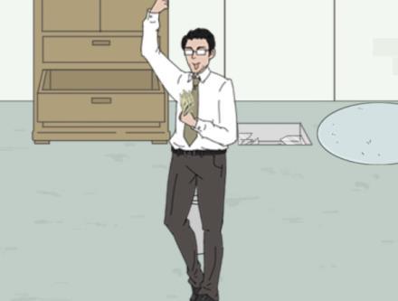 找到老婆的私房钱第九关攻略 玻璃门图文通关教程[多图]