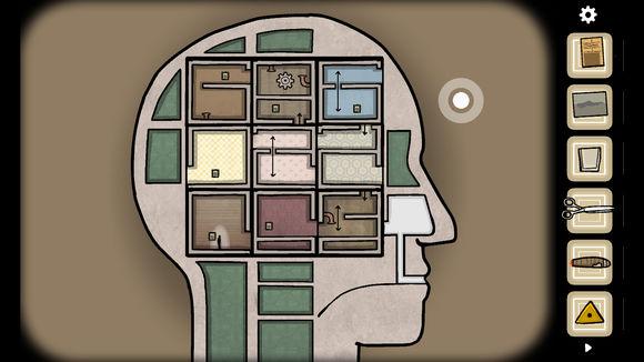 方块逃脱悖论脑子怎么走? CubeEscapeParadox大脑九宫格路线详解[多图]
