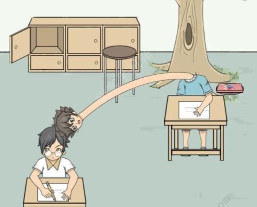 作弊不要被老师发现第21关攻略 恶魔果实图文通关教程[多图]