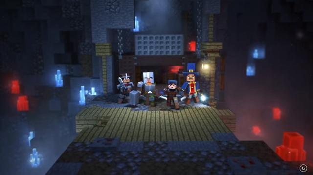 我的世界地牢安卓汉化版手游(Minecraft Dungeons) 图2: