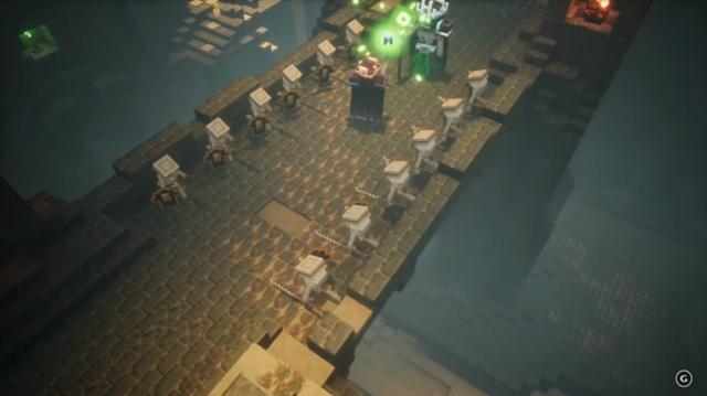我的世界地牢安卓汉化版手游(Minecraft Dungeons) 图3: