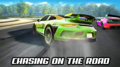 超级英雄赛车特技比赛游戏安卓最新版下载图1: