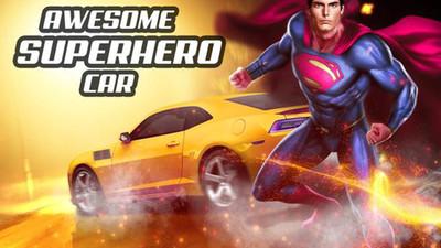超级英雄赛车特技比赛游戏安卓最新版下载图2: