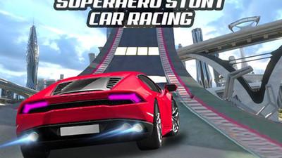 超级英雄赛车特技比赛游戏安卓最新版下载图3: