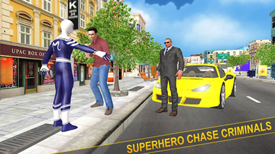 超级战斗英雄蜘蛛侠游戏安卓中文版下载图4: