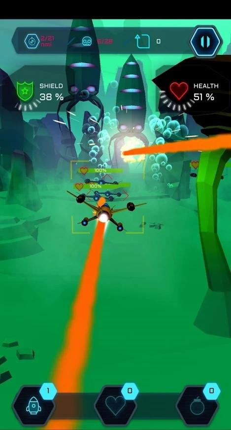 Terrestrial Rush汉化版游戏安卓下载图4: