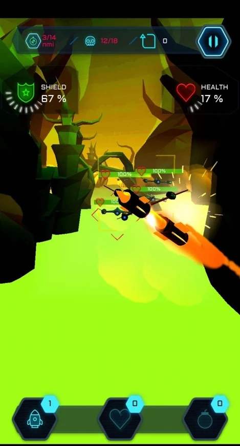 Terrestrial Rush汉化版游戏安卓下载图1: