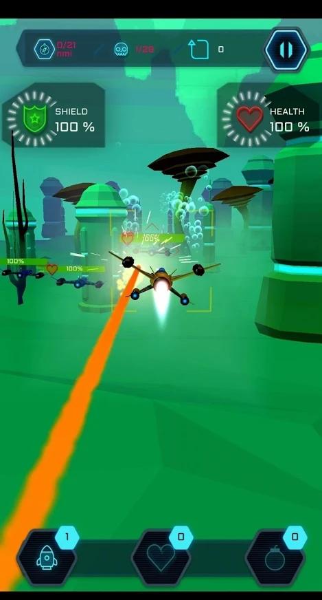 Terrestrial Rush汉化版游戏安卓下载图5: