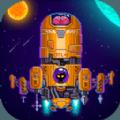 闲置太空战争无限金币钻石中文破解版下载 v1.0.10