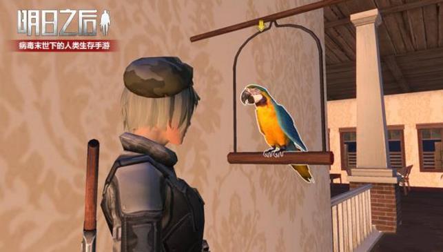 明日之后1月24日新宠物鹦鹉上线 新宠物鹦鹉介绍[多图]