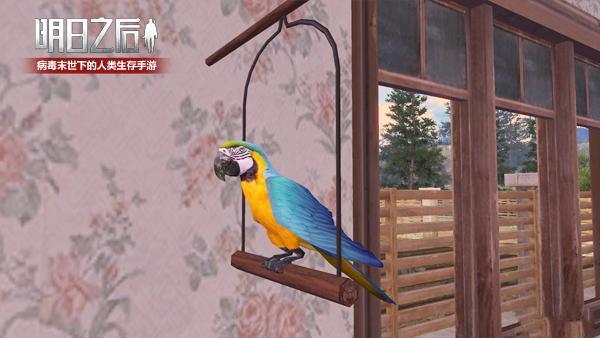 明日之后新宠物鹦鹉有什么用 鹦鹉作用详解[多图]