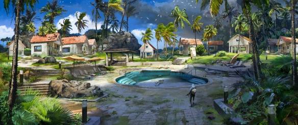 明日之后春节版爆料 春节新玩法与海岛地图公开[多图]