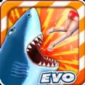 饥饿的鲨鱼无限钻石金币直装安卓破解版 v6.3.0.0