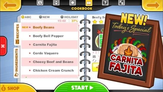 老爹的墨西哥卷饼店to go安卓游戏下载图1: