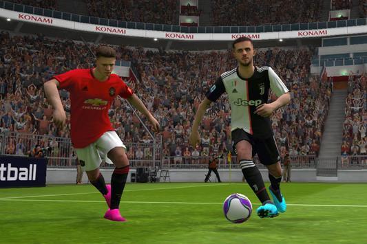 eFootball实况足球2020官方游戏手机版图片1