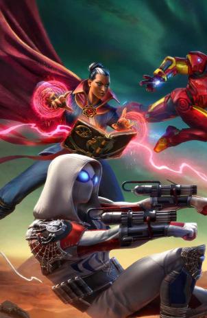 Marvel Realm of Champions官方中文版游��D2: