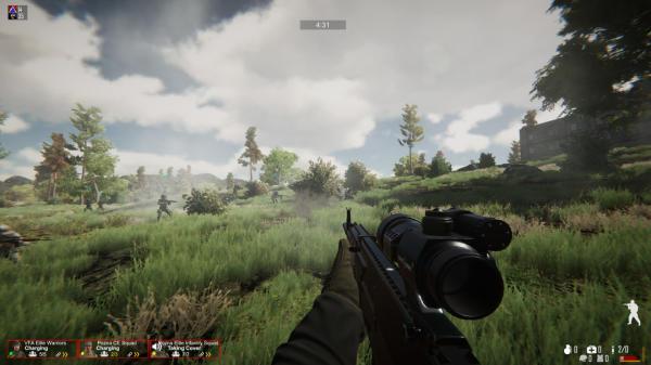 自由人游击战争1.0正式版游戏(Freeman Guerrilla Warfare)图3: