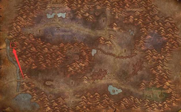 魔兽世界怀旧服爱与家庭任务攻略 画家及斯坦索姆挂画位置详解[多图]