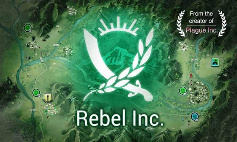 抗争公司游戏官方安卓版(Rebel Inc)图片4