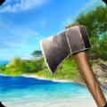 夫妻荒岛生存游戏安卓最新版(Woodcraft Survival Island) v1.1