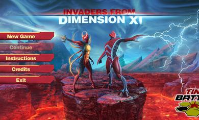 维度X的入侵者游戏中文安卓完整版下载图片2