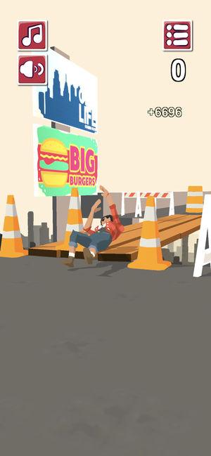摔倒大叔游戏安卓最新版下载图片1