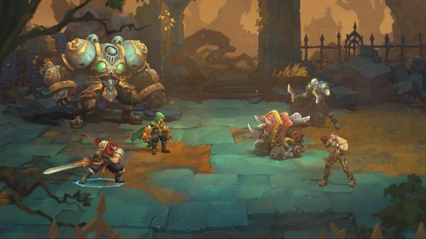 Battle Chasers Nightwar官方手机版图4: