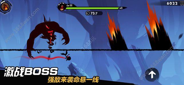 忍者必须死3抖音广告最新版下载图1: