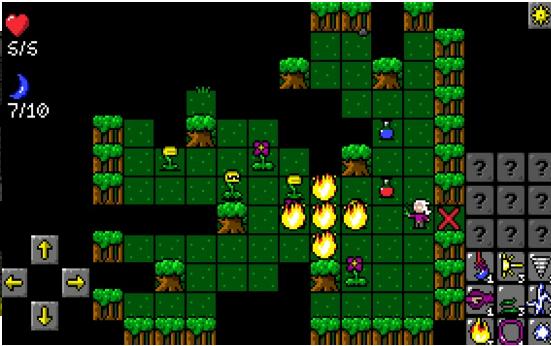 战斗法师阿达瑞克斯游戏最新安卓版下载图3: