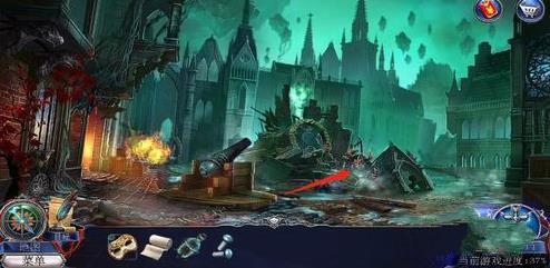 密室逃脱13秘密任务黑暗之城船长变回人形图文通关教程[多图]