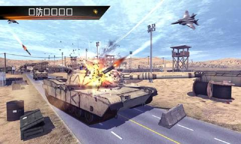 军车驾驶模拟中文汉化版图1:
