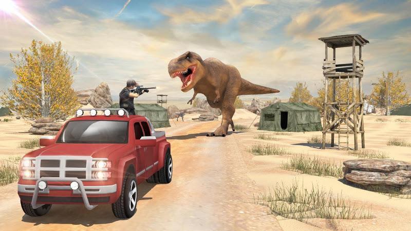 恐龙猎人食肉动物3D游戏最新中文版下载图2: