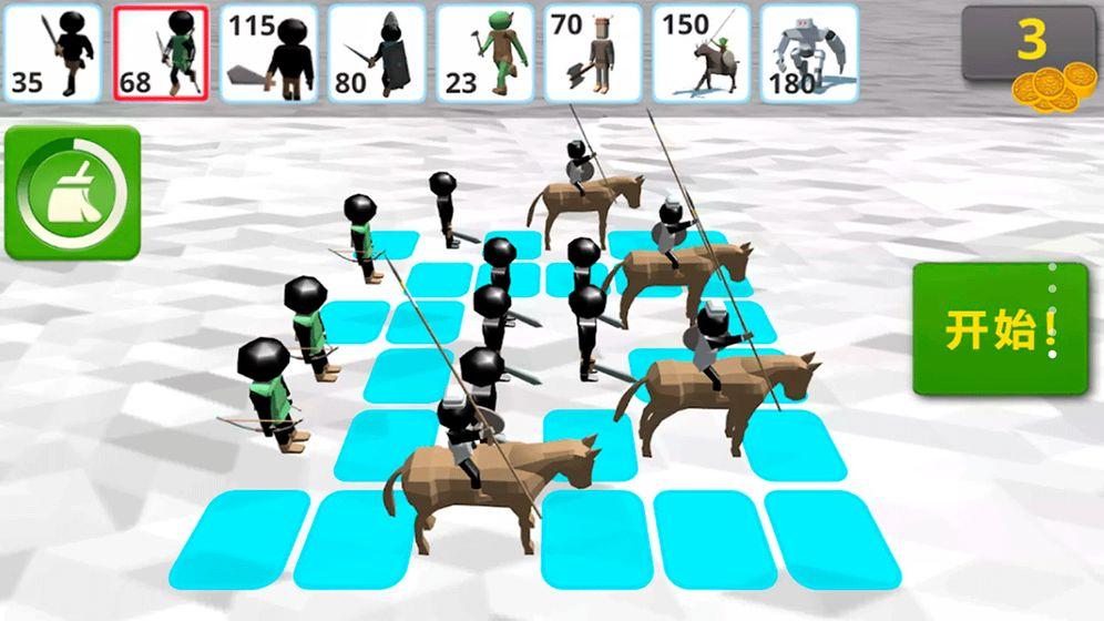 火柴人战场模拟器游戏安卓最新版下载图3: