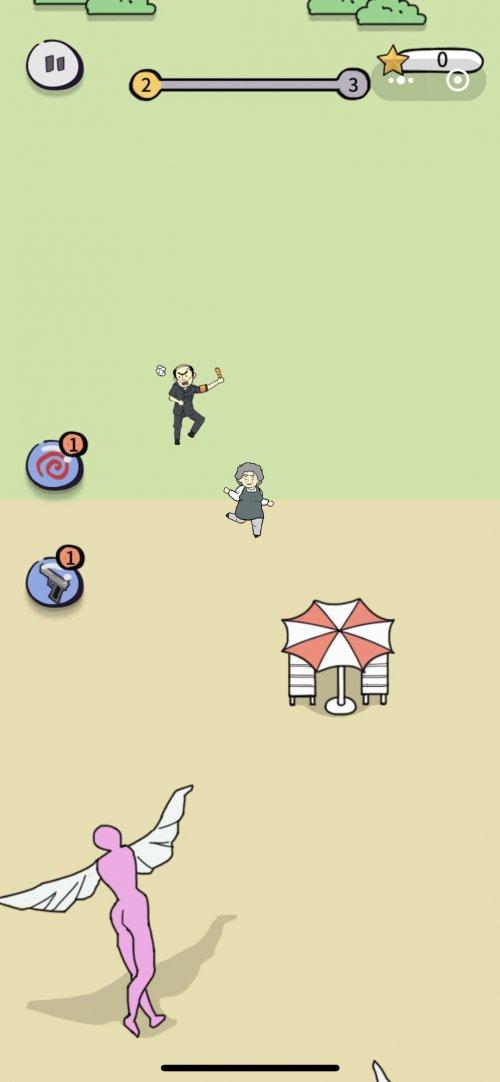微信C位大乱斗小游戏最新手机版图2: