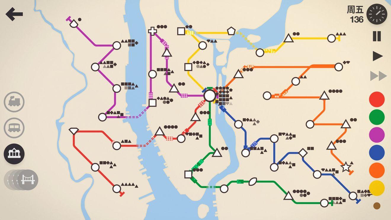 模拟地铁怎么玩 模拟地铁玩法技巧[多图]