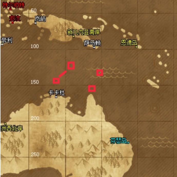 航海日记珊瑚海盗舰队在哪里 珊瑚海盗舰队刷新位置[多图]