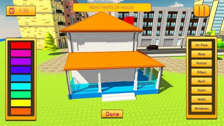 玩具建设屋游戏安卓版(Doll House Construction)图2: