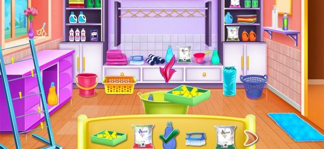 奥利维亚的洗衣店游戏安卓版下载图1: