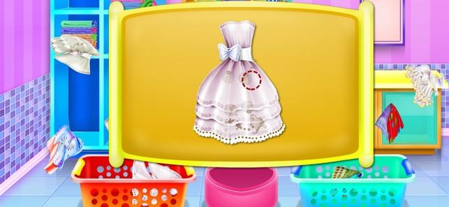 奥利维亚的洗衣店游戏安卓版下载图3: