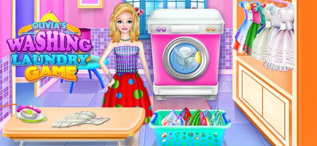 奥利维亚的洗衣店游戏安卓版下载图2: