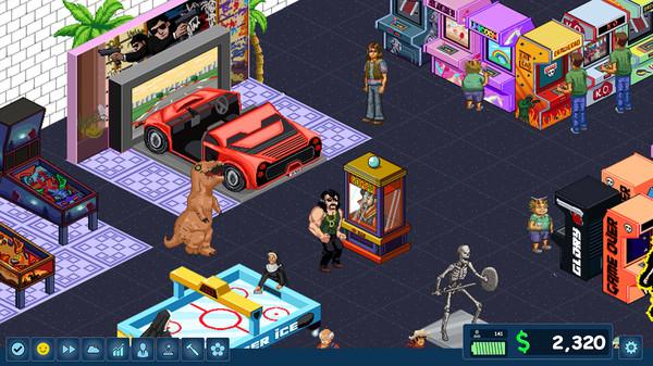 游��d大亨�o限金�琶赓M完整版(Arcade Tycoon)�D1: