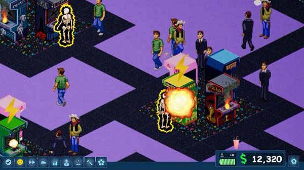 游戏厅大亨安卓版中文游戏(Arcade Tycoon)图2: